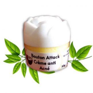 Crème anti-boutons